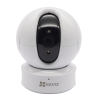 Camera IP Wifi EZVIZ CS-CV246 1.0 Megapixel